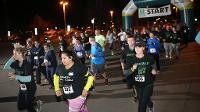 Glow Run in Grand Forks