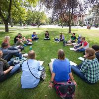 Outdoor Honors meeting