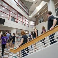 Stairway into Honors Program