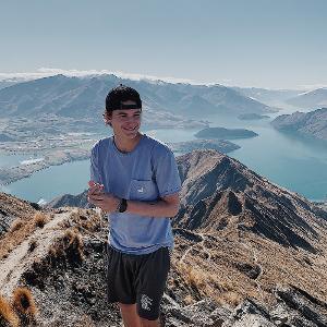 Ian Koltes in New Zealand