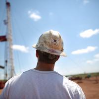 UND grad in oil field