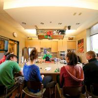 teaching nutrition class