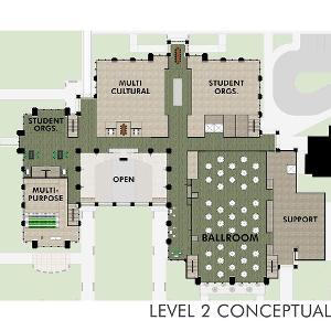 Memorial Union level 2