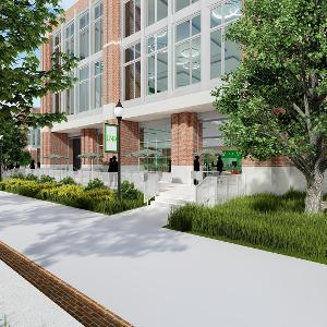 Memorial Union greenspace