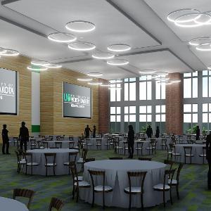Memorial Union ballroom