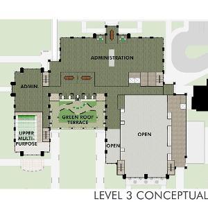 Memorial Union level 3