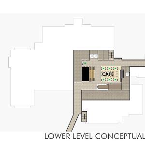 Memorial Union lower level