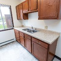 Two Bedroom Kitchen Unit A