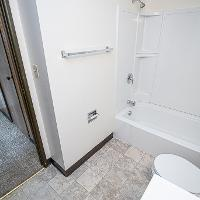 Two Bedroom Bathroom Unit A
