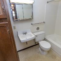 Two Bedroom Bathroom 2