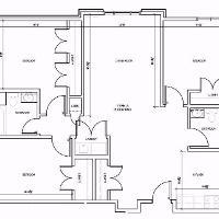 Hamline three bedroom