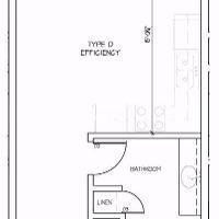 Hamline Square one bedroom