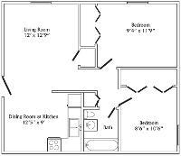 MtVW three bedroom