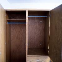 McVey Hall closet