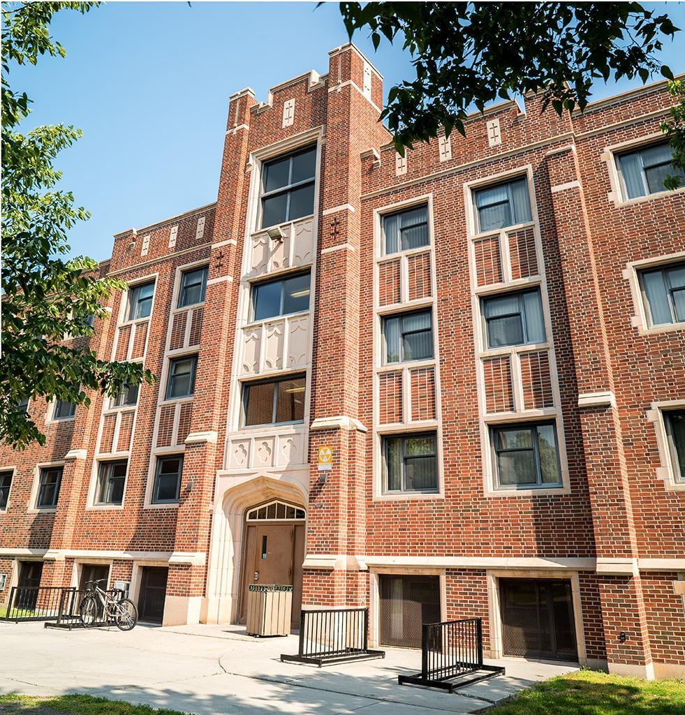 Walsh Hall Housing University Of North Dakota