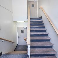 Walsh Hall Stairwell