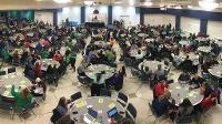 Tech Bingo in the Ballroom in 2017.