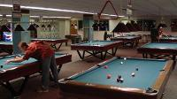 The lower level recreation area in 2003.