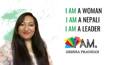 I Am A Woman, I Am A Nepali, I Am A Leader