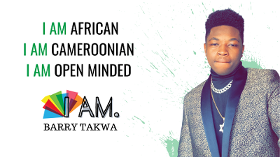 I Am African, I Am Cameroonian, I Am Open Minded