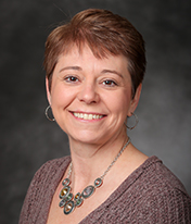 Diane Lundeen, Academic Application Administrator/Learning Space Coordinator
