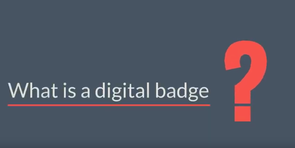 What is a Digital Badge?