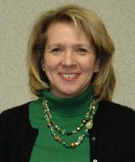 Photo of Julie McGauvran
