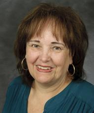 Portrait of Glenda Lindseth