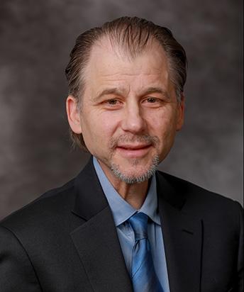 Photo of John Mihelich