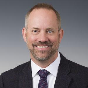 Portrait of Charles Gorecki