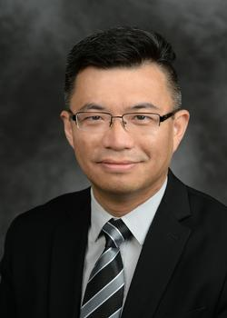 Portrait of Wei Yang, PhD, McMaster University