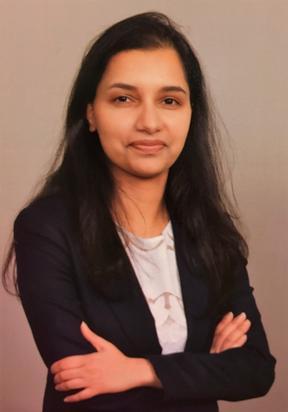 Portrait of Anjali Sandip