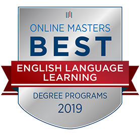 online masters best ell badge