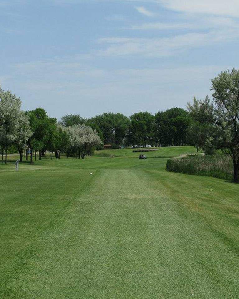 ray richards golf course fairway