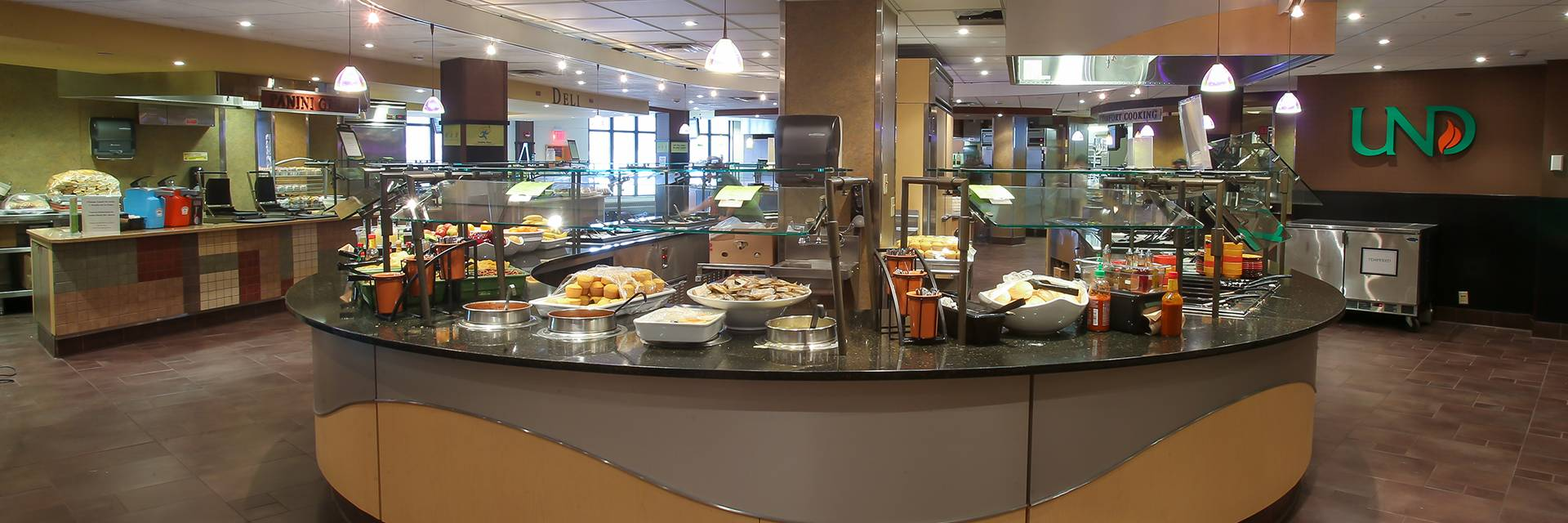 squires dining hall