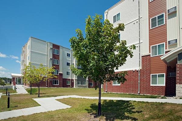 Hamline Square apartments