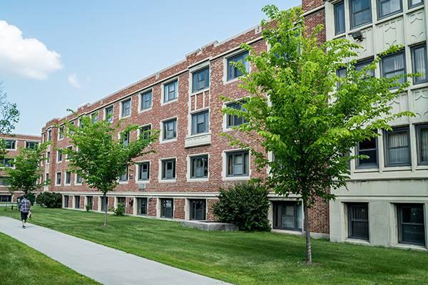 Residence Halls   Housing   University of North Dakota
