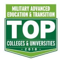 Top Military School logo