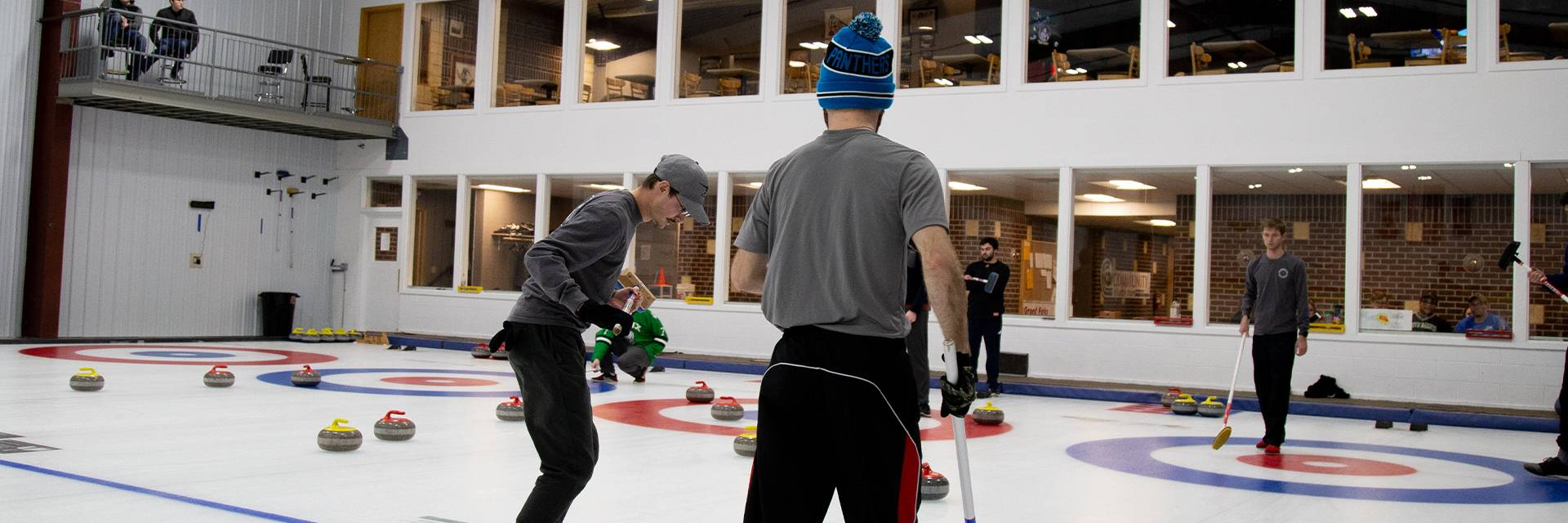 intramural curling