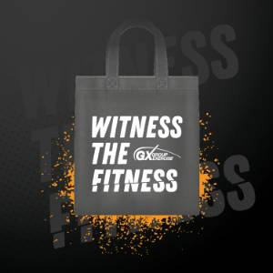 Group Exercise Tote Promotion