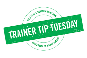 Trainer Tip Tuesday