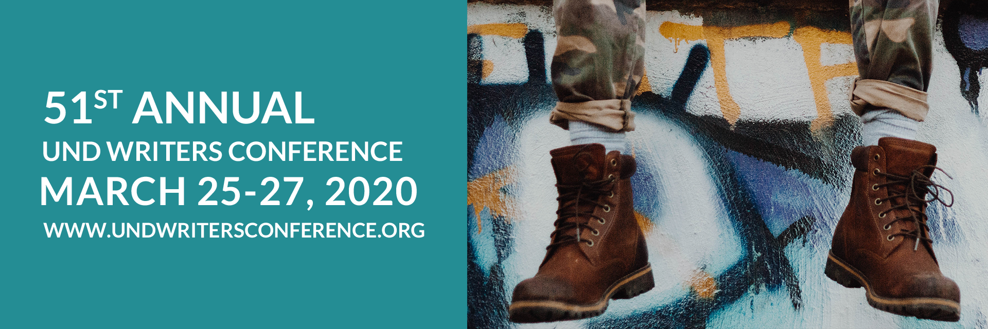 2020 UND Writers Conference